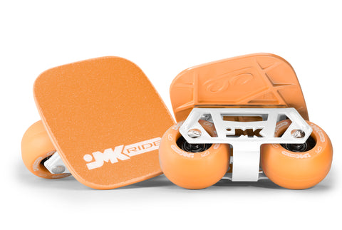 JMKRIDE - Complete Set - Orange White