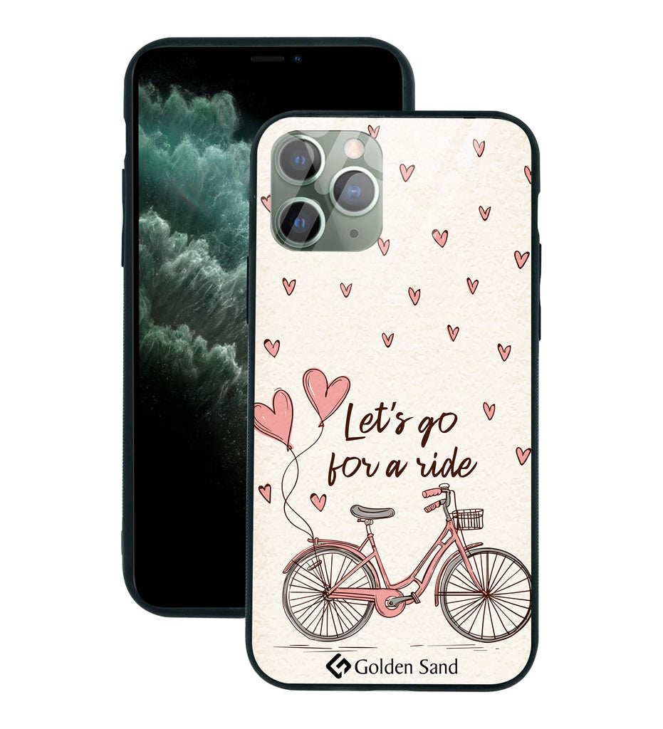 Apple iPhone 11 Pro Designer Case Tempered Glass Series
