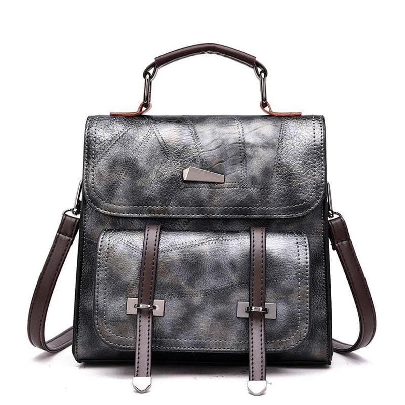 BERLETTI LEATHER FRONTLINE BACKPACK