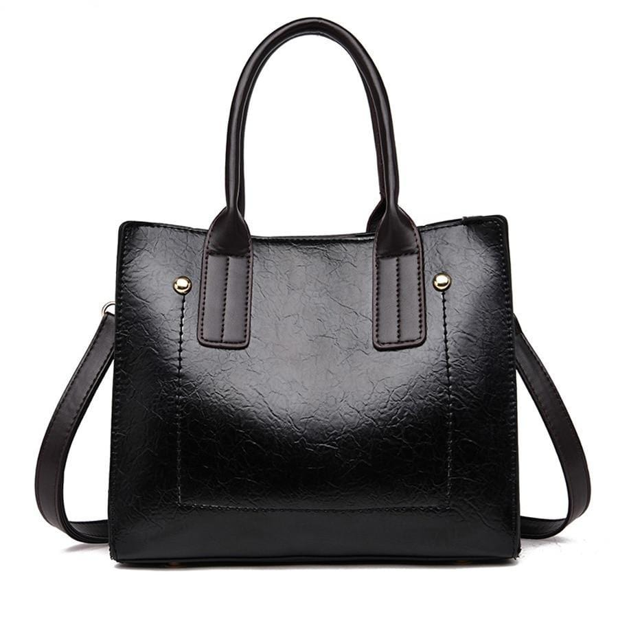 BERLETTI LEATHER EDBURY BAG