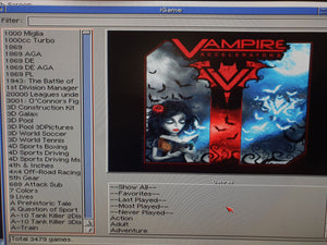 upcit,Amiga coffin r0.56 for V4 standalone only version , 32gb sdcard Latest Release,