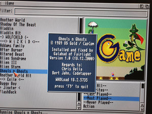Amiga Amibian 1.5 EE Raspberry Pi 4 32gbMicro SD Card-New freeshipping - Amiga Vampire Coffin os