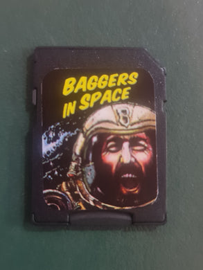 upcit,ZX Spectrum Next - Baggers in space A glorious Jetpac game remake Brilliant!!!,