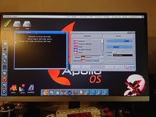Load image into Gallery viewer, Amiga Aros Apollo OS for vamp v4 standalone 32gb sdcard Distro freeshipping - Amiga Vampire Coffin os