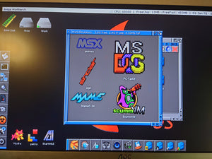 upcit,Amiga Aros Apollo OS for vamp v4 standalone 32gb sdcard Distro,