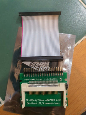upcit,Amiga A600/A1200 cf HDD kit adaptor & ide lead * Vh2 *,