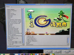 Amiga vampire v600/v500 os coffin r0.54 32gb sdcard AmiTCP intregrated freeshipping - Amiga Vampire Coffin os