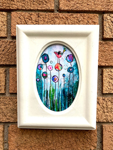 Tranquil Dreams....Framed Print