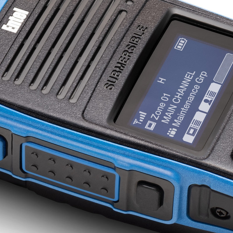 Entel DT525 Radio