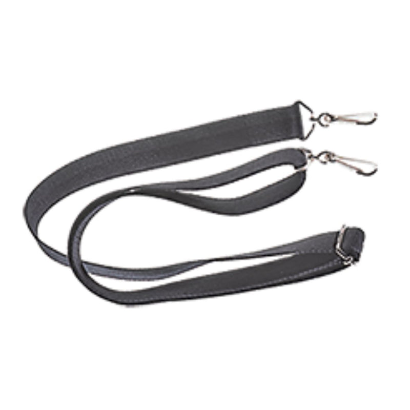 Nylon shoulder strap with comfort pad (for use with carry cases)