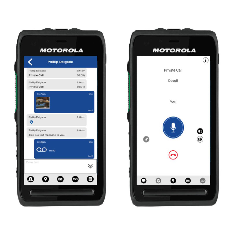 Motorola WAVE PTX iOS/Android App Subscription