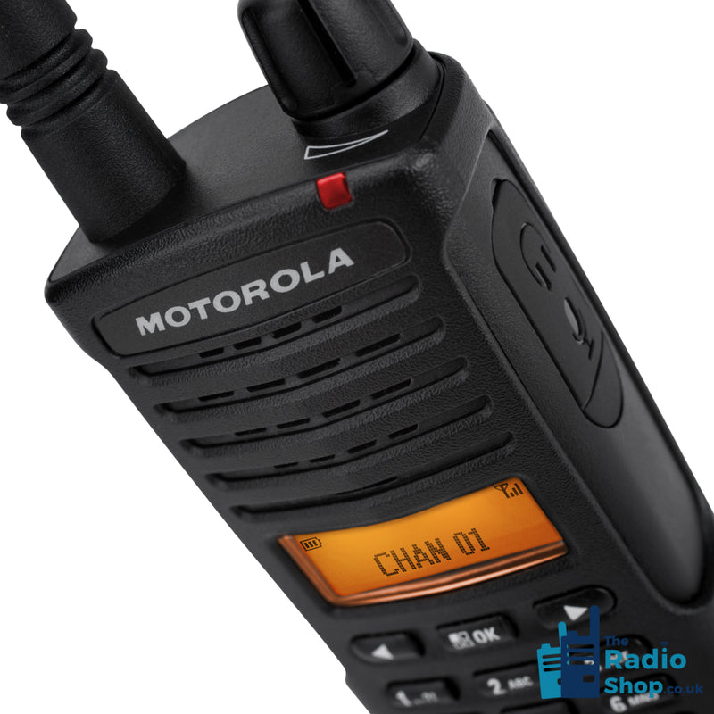 Motorola XT660d Digital Licence-Free Radio with Pod Charger