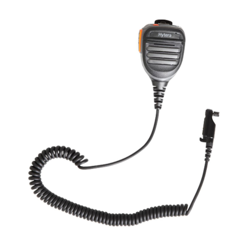 Remote Speaker Microphone with emergency button (for PD7 & PD9 Series)