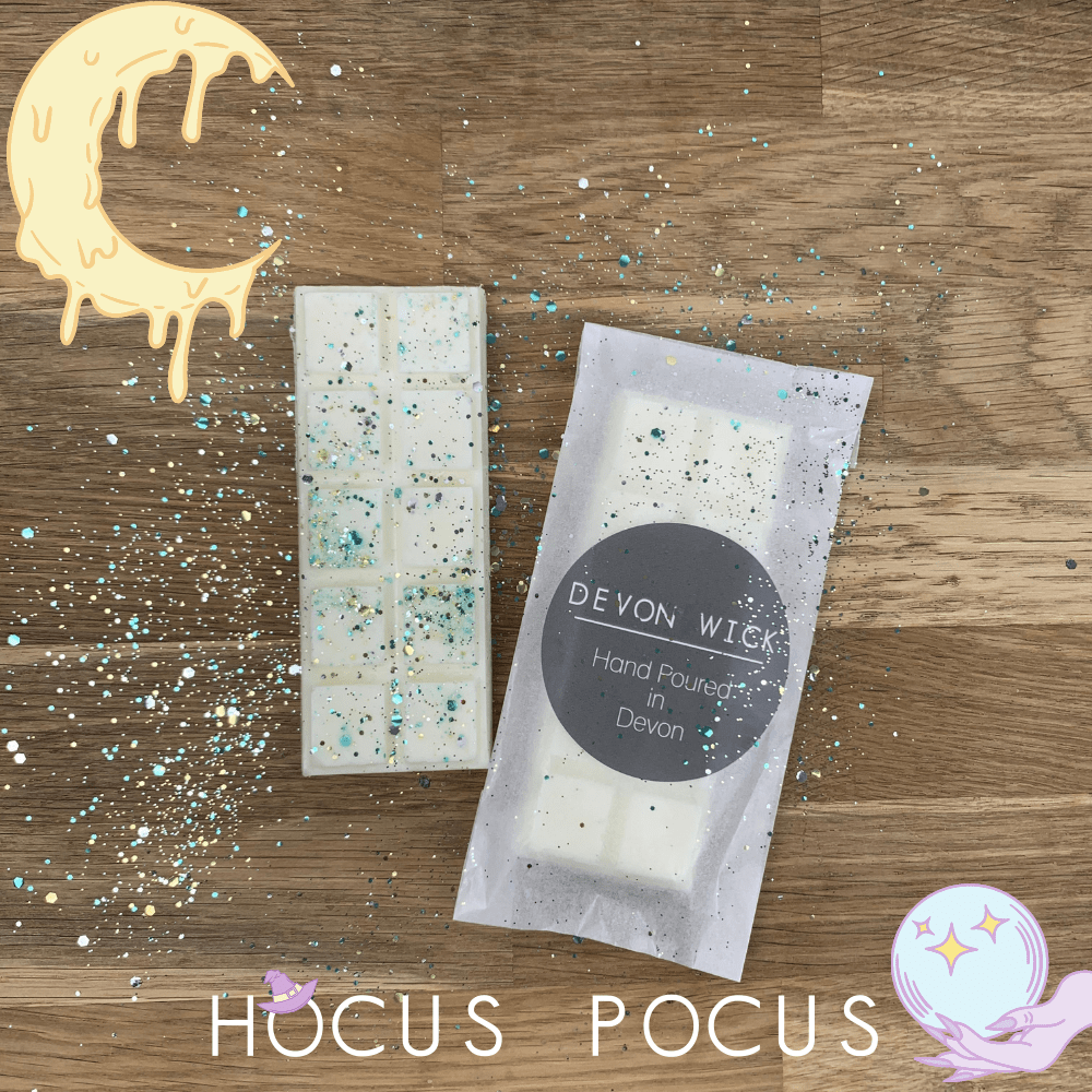 Devon Wick Candle Co. Limited Hocus Pocus Snap Bar