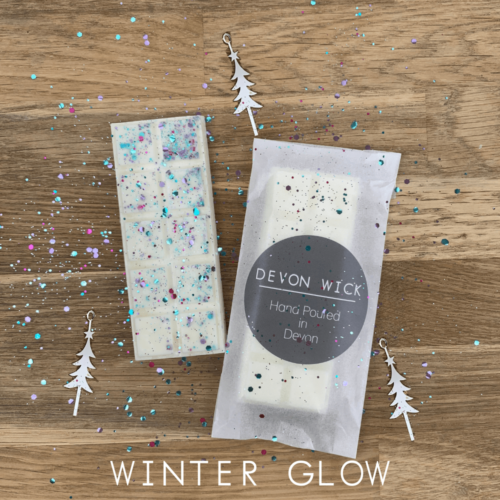 Devon Wick Candle Co. Limited Winter Glow Snap Bar Wax Melts