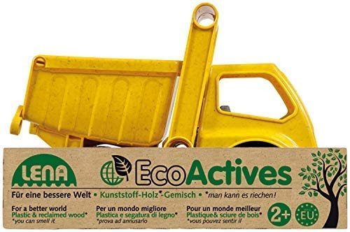 Eco Active Dump Truck  (Biodegradable) by Lena