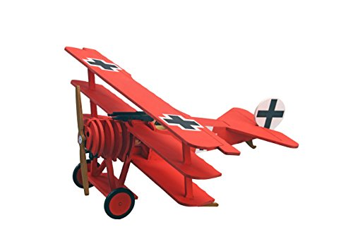 Fokker Dr.1 The Red Baron Triplane Model Fighter Aircraft, 1/32 By Artesania Latina