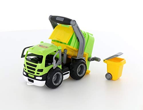 Grip Garbage Truck By Wader Quality Toys