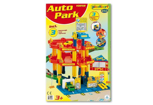 Standard Garage Playset with Cars By Wader Quality Toys