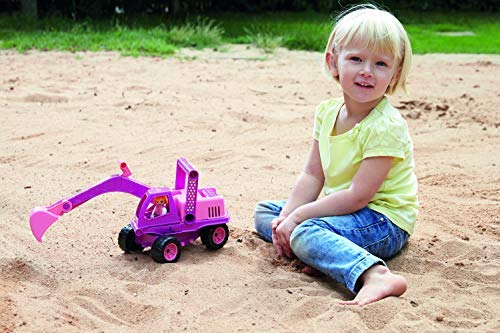 Eco Active Princess Pink Excavator by Lena