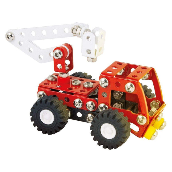 Hero Fire Engine Metal Construction Model Building Kit by Alexander