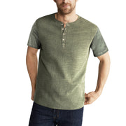 T-Shirt con Bottoni Uomo - 6940