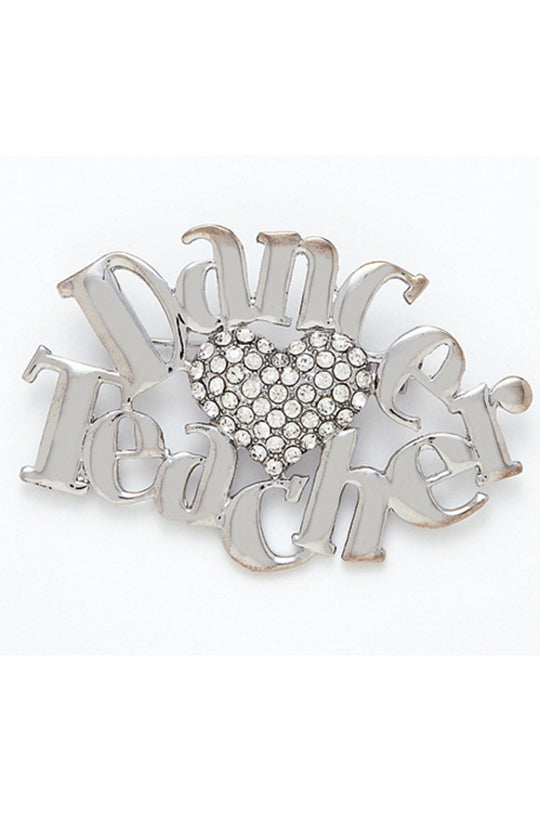 Dasha Designs Dance Teacher Pin - 2611