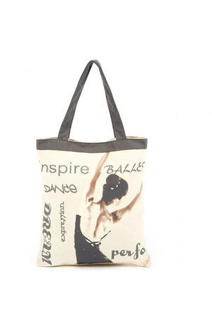 Dasha Designs Graceful Dancer Tote - 4973