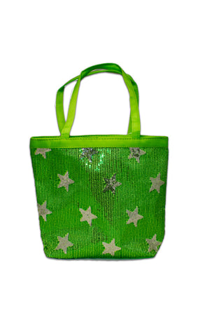 Dasha Designs Sequin Star Tote - 4991