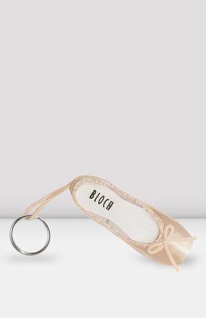 Bloch Mini Pointe Shoe Key Chain - A0604M