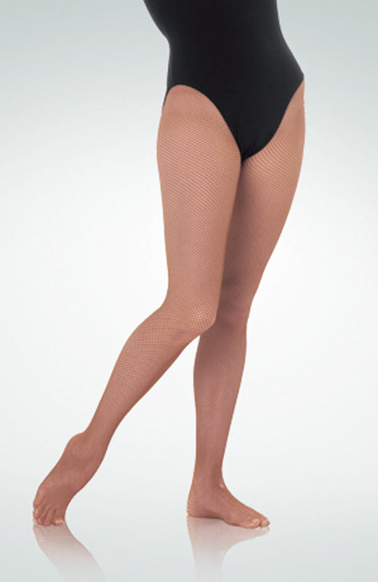 Body Wrappers Seamless Fishnet Tights - A61 Adult