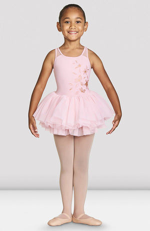 Bloch Althea Mesh Back Camisole Tutu Leotard - CL4901 Child
