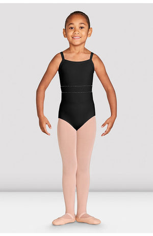 Bloch Ryli Mesh Back Camisole Leotard - CL4997 Child