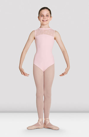 Bloch Theodora Mesh Camisole Leotard - CL5705 Child