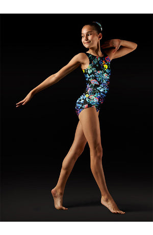 Dynami Gymnastics Tank Leotard - GB155L Adult