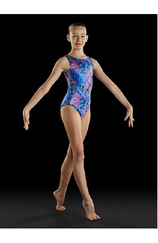 Dynami Gymnastics Tank Leotard - GB172L Adult