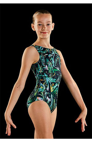 Dynami Gymnastics Tank Leotard - GB173C Child