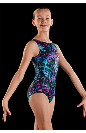 Dynami Gymnastics Tank Leotard - GB175C Child