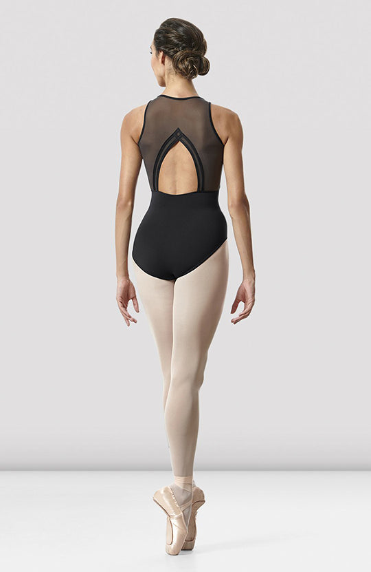Bloch Arrosa Open Back Leotard - L8765 Adult