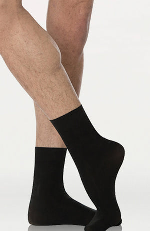 Body Wrappers Dance Sock - M71 Adult