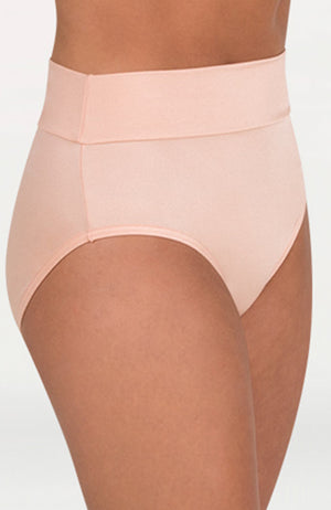 Body Wrappers Shiny Nylon/Spandex Brief - NL294 Adult