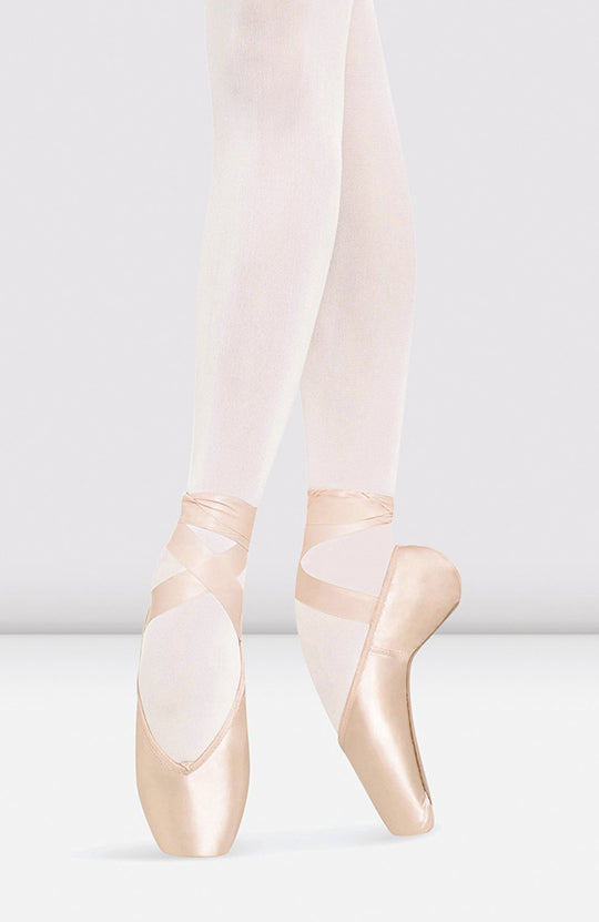 Bloch Heritage Pointe Shoes - S0180L Adult