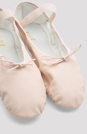 Bloch Dansoft Leather Ballet Shoes - S0205L Adult