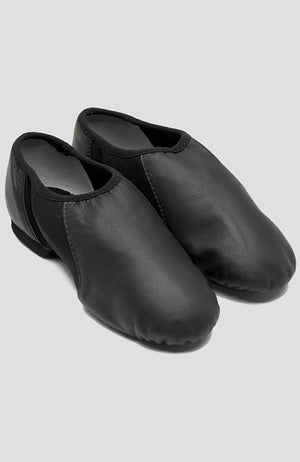 Bloch Neo-Flex Slip On Leather Jazz Shoes - S0495L Adult