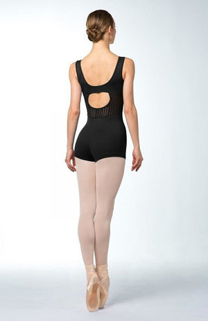Bloch Tank-Short Unitard - U4865 Adult