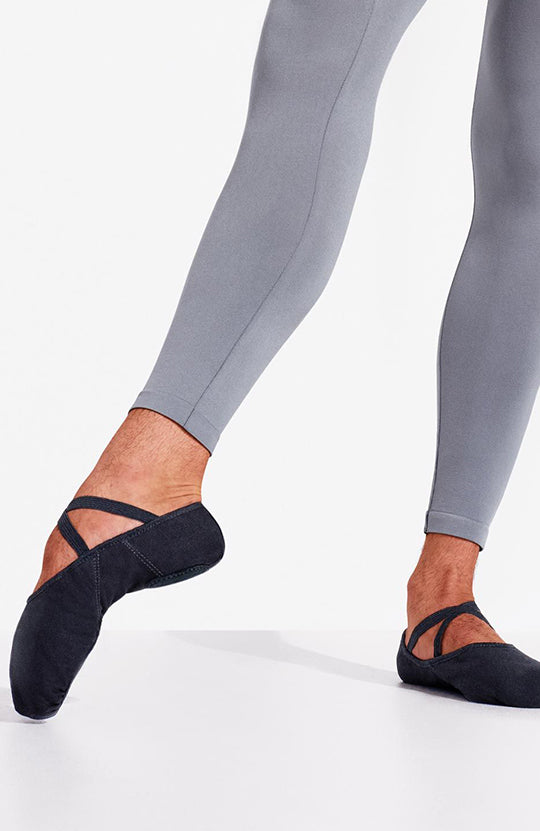 Capezio Canvas Romeo Ballet Shoe - 2021 Adult