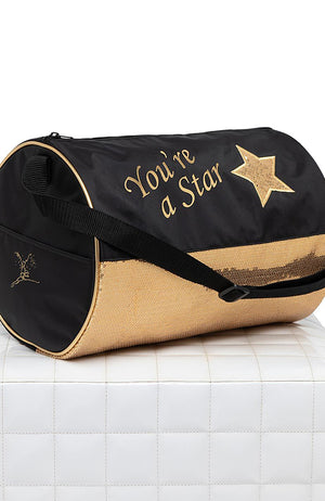 Capezio Star Barrel Bag - B211
