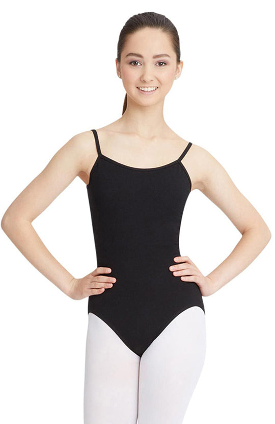 Capezio Camisole Leotard w/ Adjustable Straps - CC100C  Child