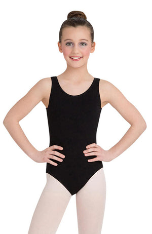 Capezio High-Neck Tank Leotard - CC201C Child