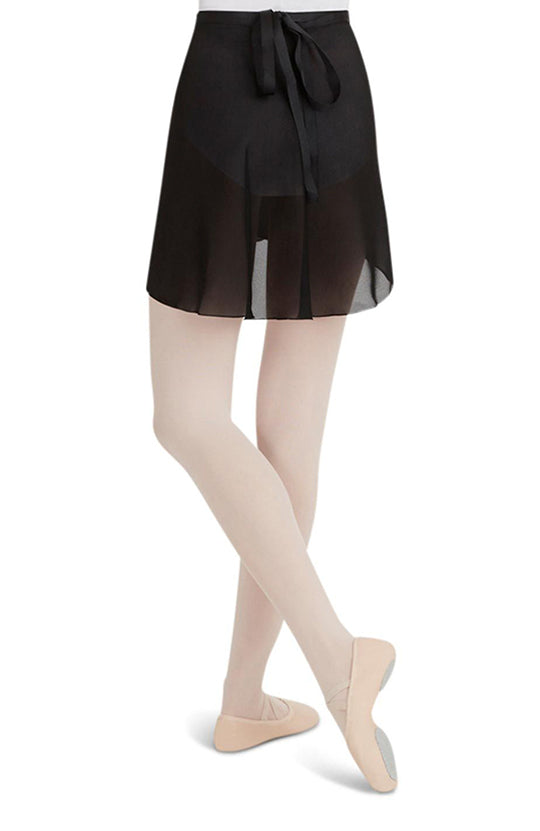 Capezio Georgette Wrap Skirt - N272 Adult